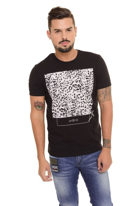 Camiseta-QUEST-Slim-Fit-QUE112170186-Negro-1