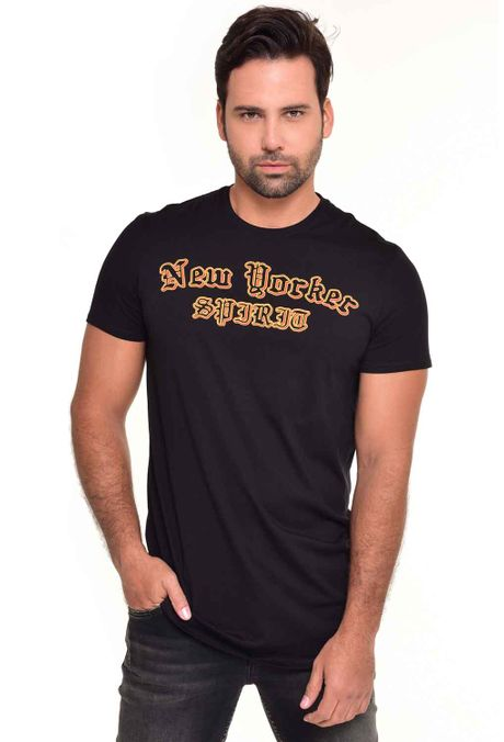 Camiseta-QUEST-Slim-Fit-QUE112170044-Negro-Negro-1
