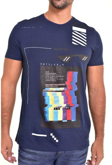 Camiseta-QUEST-Slim-Fit-QUE112170109-Azul-Noche-2