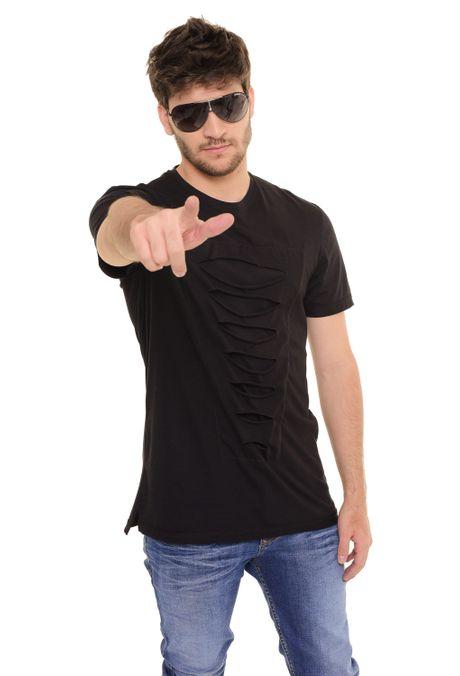 Camiseta-QUEST-Slim-Fit-QUE112170158-Negro-1