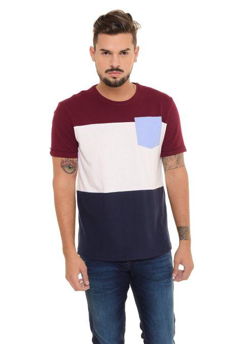 Camiseta-QUEST-Original-Fit-QUE112170176-Vino-Tinto-1