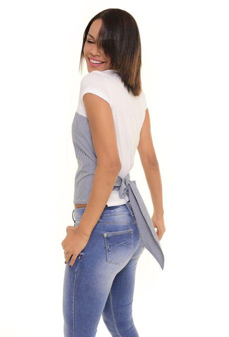 Camiseta-QUEST-QUE212170062-Blanco-2