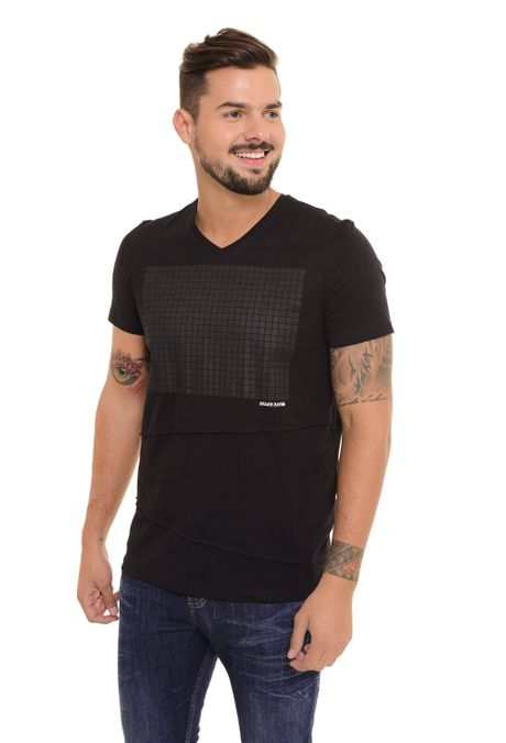 Camiseta-QUEST-Slim-Fit-QUE112170147-Negro-1