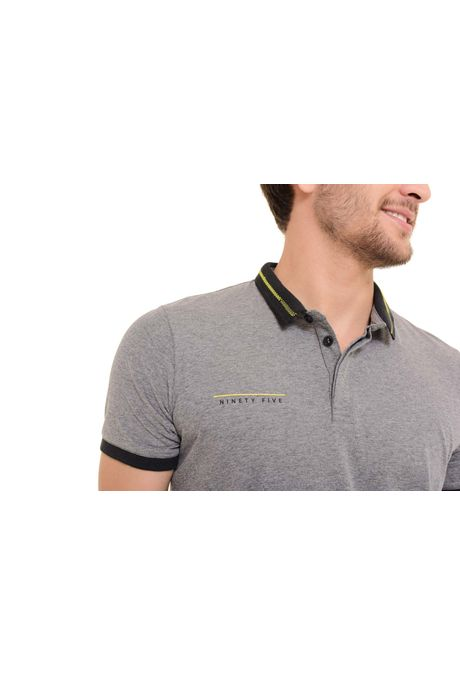 Polo-QUEST-Slim-Fit-QUE162170054-Gris-Jaspe-Oscuro-2