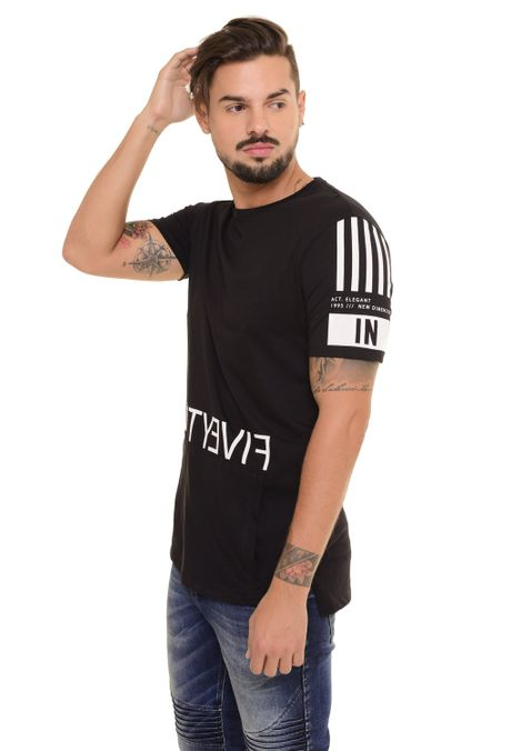 Camiseta-QUEST-Original-Fit-QUE112170179-Negro-2