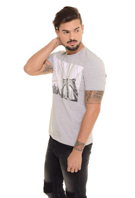 Camiseta-QUEST-Slim-Fit-QUE112170191-Gris-Jaspe-Medio-2
