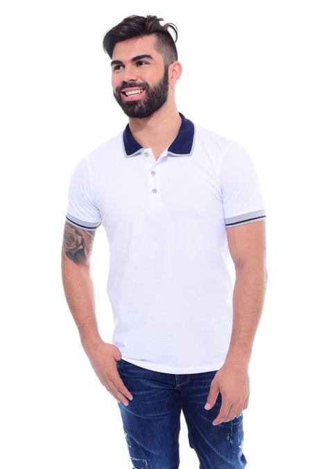 Polo-QUEST-Slim-Fit-QUE162170040-72-Blanco-Azul-1