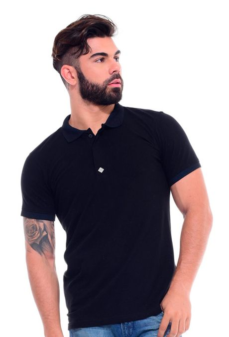 Polo-QUEST-Slim-Fit-QUE162170041-19-Negro-1