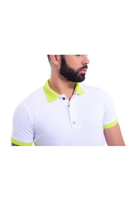 Polo-QUEST-Slim-Fit-QUE162170041-39-Verde-Limon-2