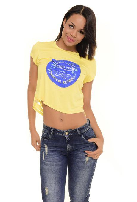 Camiseta-QUEST-QUE212170086-10-Amarillo-1