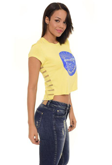 Camiseta-QUEST-QUE212170086-10-Amarillo-2