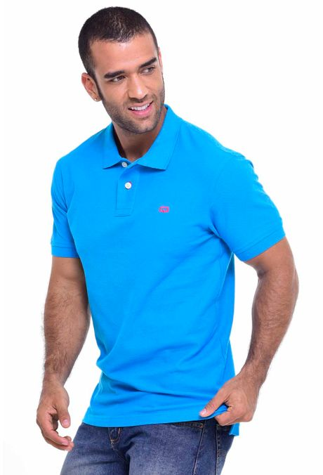 Polo-QUEST-Original-Fit-QUE162010001-45-Azul-Turqueza-1