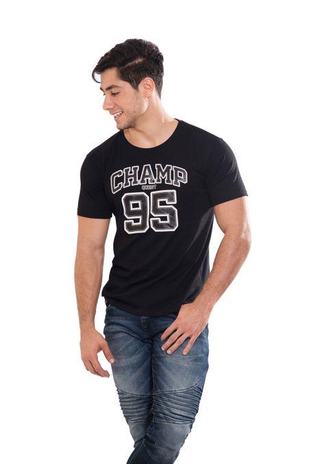 Camiseta-QUEST-QUE163170090-19-Negro-1