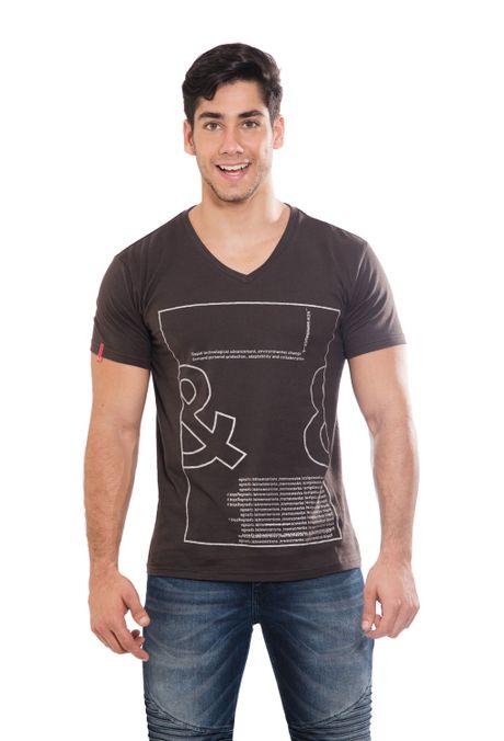 Camiseta-QUEST-QUE163170107-36-Gris-Oscuro-1
