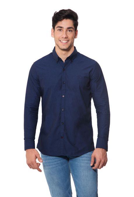Camisa-QUEST-Slim-Fit-QUE111170066-83-Azul-Noche-1