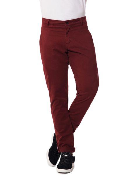 Pantalon-QUEST-Slim-Fit-QUE109170015-55-Rojo-Ocre-1