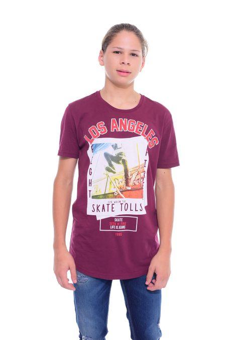 Camiseta-QUEST-QUE312170048-37-Vino-Tinto-1