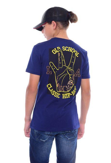 Camiseta-QUEST-QUE312170046-16-Azul-Oscuro-2