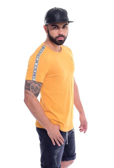 Camiseta-QUEST-QUE112170232-50-Mostaza-2