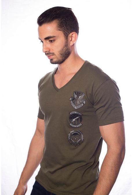 Camiseta-QUEST-QUE163BS0033-38-Verde-Militar-2