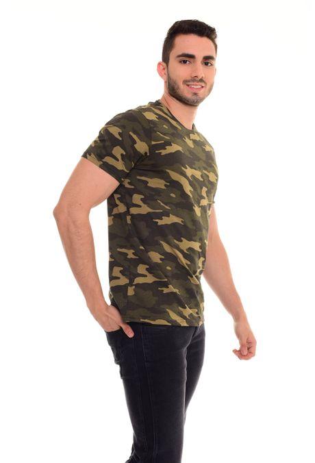 Camiseta-QUEST-QUE163180001-38-Verde-Militar-1