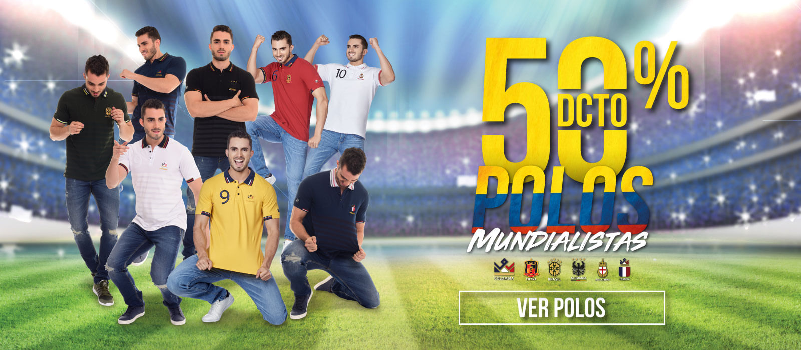 Polos Quest mundial
