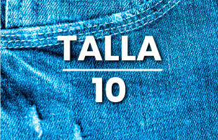 Jeans mujer talla 10