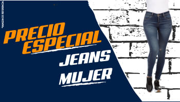 Jeans QUEST para mujer
