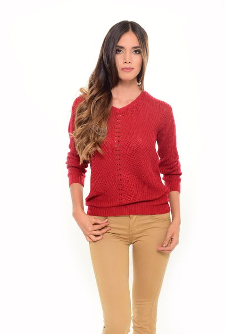 Sweater-QUEST-233016017-Rojo-4
