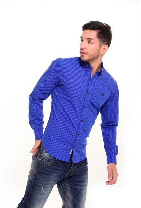 Camisa-QUEST-Custom-Fit-111016134-Azul-Oscuro-Indigo-2