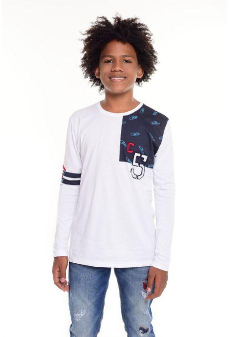 Camiseta-QUEST-312016072-Blanco-2