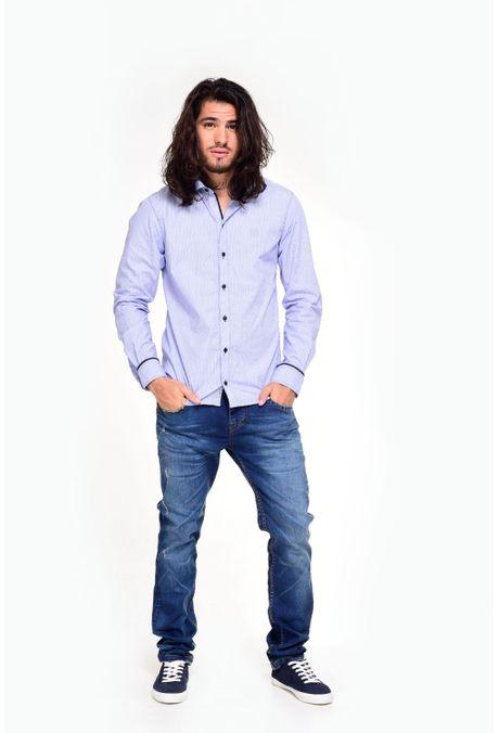Camisa-QUEST-Slim-Fit-111016101-Azul-Medio-1