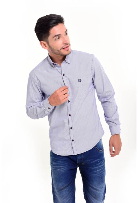 Camisa-QUEST-Custom-Fit-111016141-Azul-Claro-1