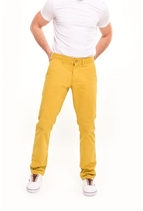 Pantalon-QUEST-Chino-Fit-109016040-Mostaza-4