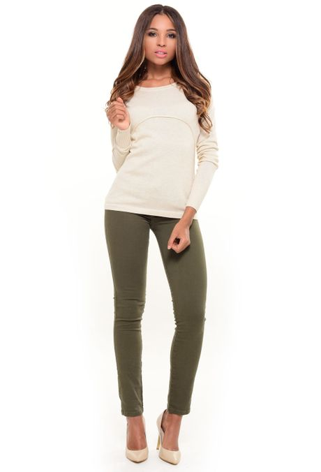 Sweater-QUEST-233016019-Beige-2