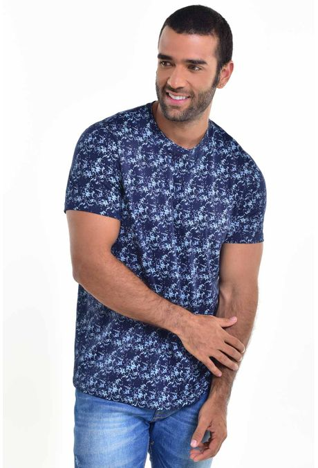 Camiseta-QUEST-Slim-Fit-163017011-Azul-Oscuro-1