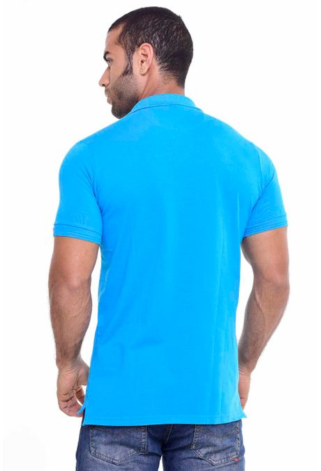 Polo-QUEST-Slim-Fit-162015005-45-Azul-Turqueza-2