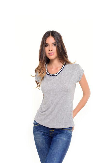 Camiseta-QUEST-212016006-Gris-Jaspe-Medio-2
