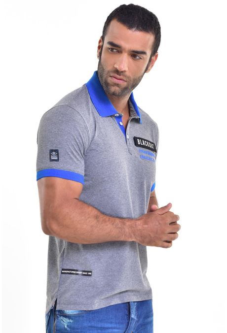 Polo-QUEST-Slim-Fit-162017006-Gris-Jaspe-Medio-2