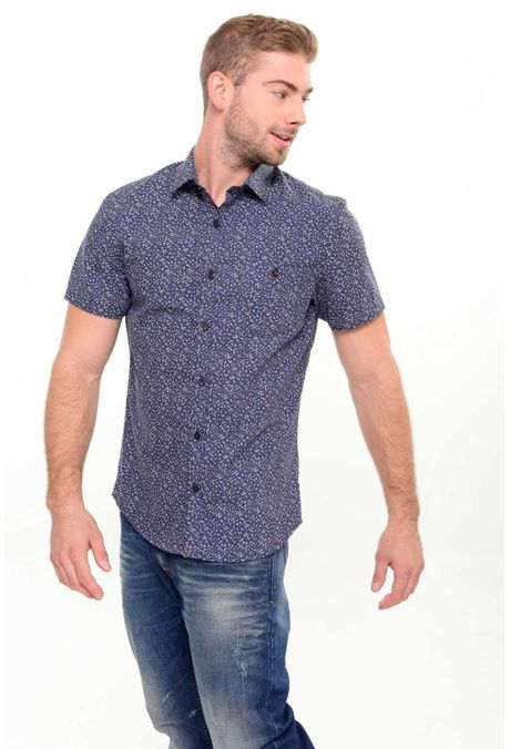 Camisa-QUEST-Slim-Fit-111016174-Azul-Oscuro-C16-1