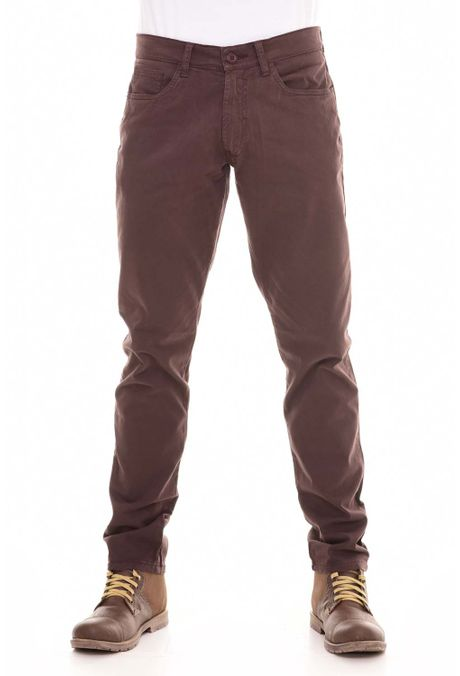 Pantalon-QUEST-Slim-Fit-109011600-23-Cafe-1