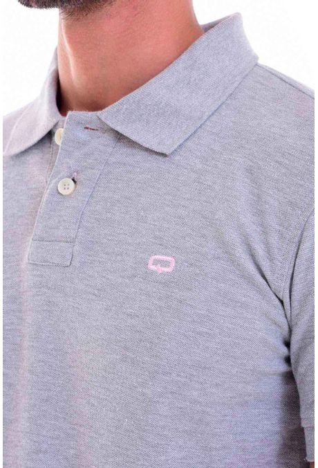 Polo-QUEST-Original-Fit-162010001-42-Gris-Jaspe-2