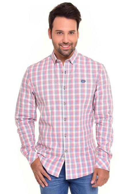 Camisa-QUEST-Slim-Fit-111017038-Rosado-1