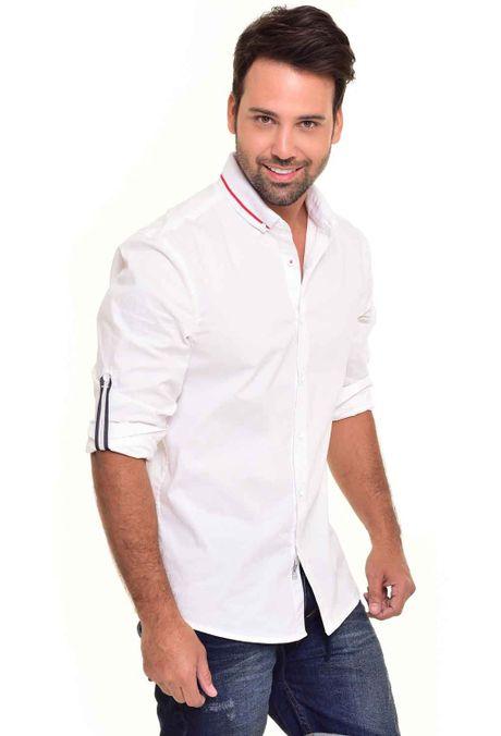 Camisa-QUEST-Slim-Fit-QUE111170034-Blanco-1