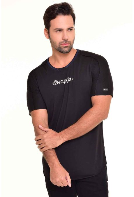 Camiseta-QUEST-Slim-Fit-QUE112170039-Negro-1