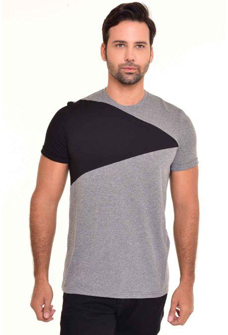 Camiseta-QUEST-Slim-Fit-QUE112170042-Gris-Jaspe-Medio-1