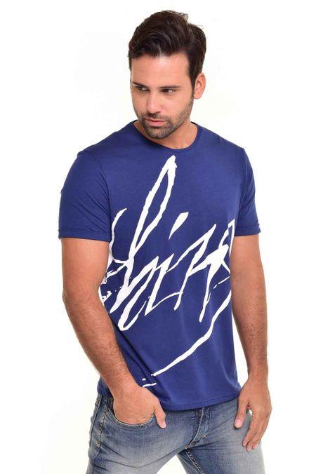 Camiseta-QUEST-Original-Fit-QUE112170055-Azul-Oscuro-1