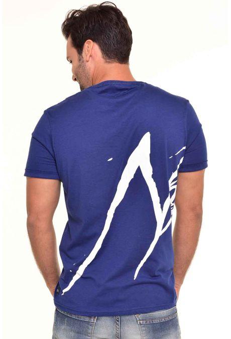 Camiseta-QUEST-Original-Fit-QUE112170055-Azul-Oscuro-2