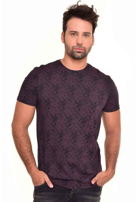 Camiseta-QUEST-Slim-Fit-QUE163170021-Negro-1