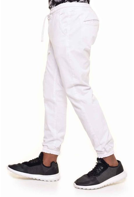 Pantalon-QUEST-Jogg-Fit-QUE309170001-Blanco-2